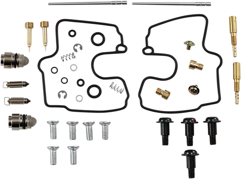 Aftermarket Motorcycle Carburetor Repair Kits