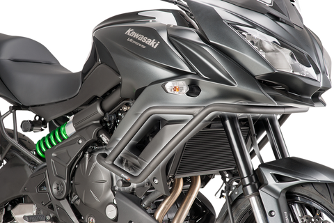 Puig Hi-tech Parts Engine Guard Versys650 Bk