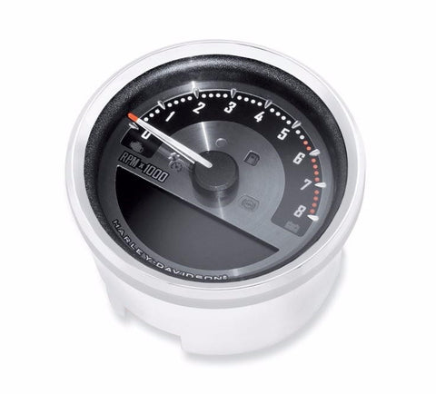 Digital Speedometer/Analog Tachometer - 4""