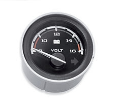 Custom Face Gauges Voltmeter