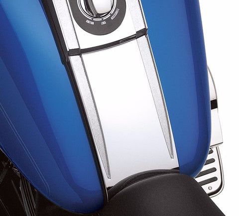 Chrome Dash Panel Extension for Softail Models