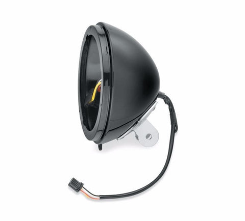 Black Headlamp Shell - Domestic