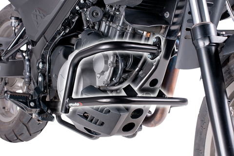 Puig Hi-tech Parts Engine Guard G650gs Bk