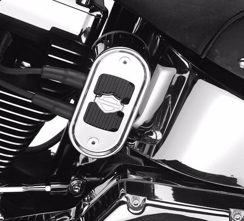 Bar & Shield Logo Coil Cover Dyna