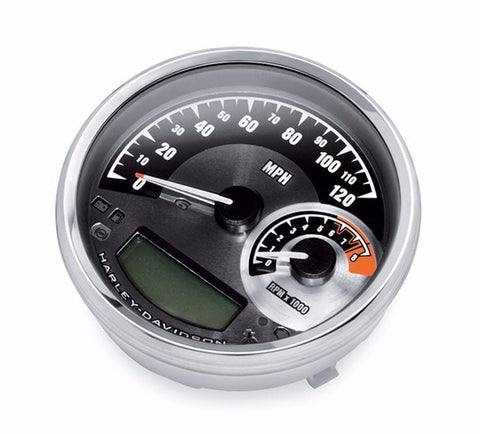 Combination Analog Speedometer/Tachometer MPH