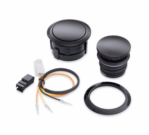 Bar & Shield Self-Locking Fuel Cap