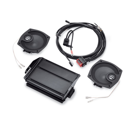 2 Speaker Boom! Audio Street Glide Boom! Bagger Kit