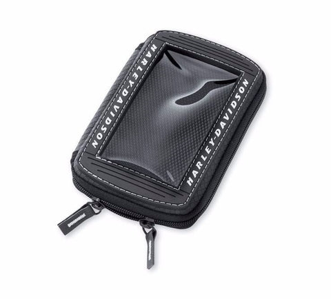 Saddlebag Guard Bag with Water Bottle Holder, Left Side