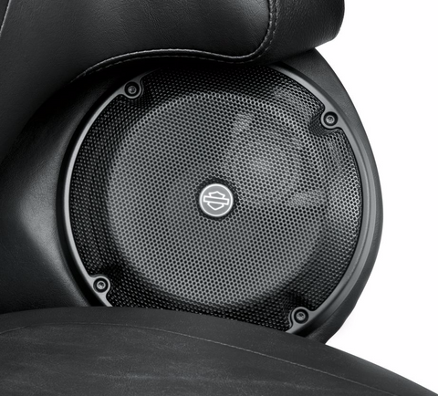 Boom! Audio Stage I High Performance 6.5 in. Tour-Pak Rear Speakers