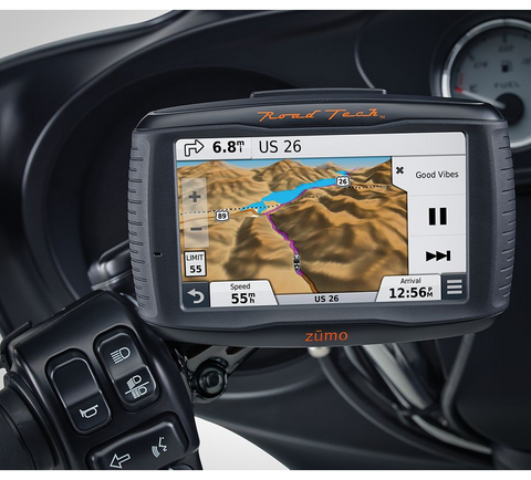 Road Tech Zumo 590 Navigation System