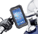 Water Resistant Handlebar Mount Phone Carrier