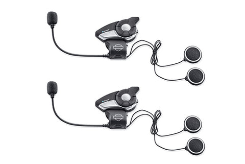 Boom! Audio 20S EVO Bluetooth Helmet Dual Headset Pack