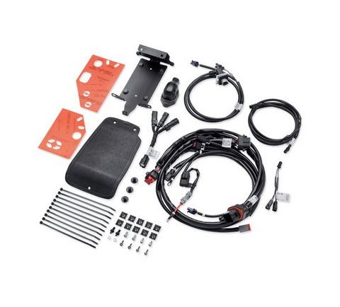Boom! Audio Stage II Saddlebag Speaker Installation Kit