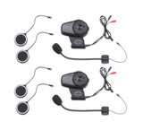 Boom! Audio 10S Bluetooth Helmet Dual Headset Pack