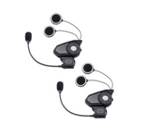 Boom! Audio 30K Bluetooth Helmet Dual Headset Pack