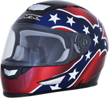 AFX FX99 Helmet Rebel Black Sm