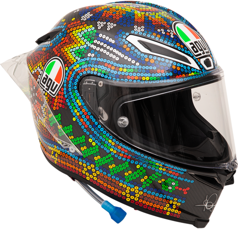 AGV Pista GP R Limited Edition Carbon Winter 2018 Helmet