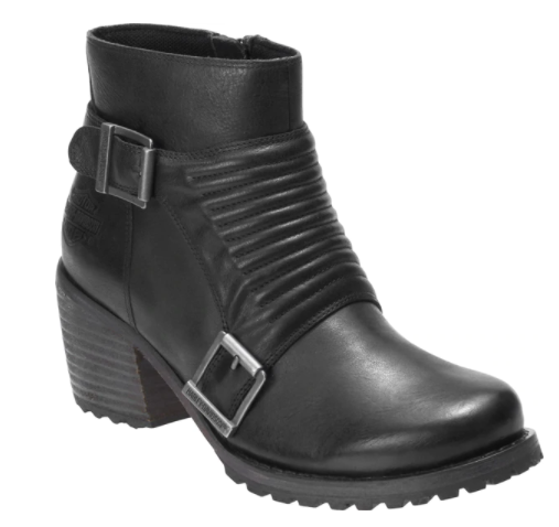 Women's Caffery Causal Booties - Black