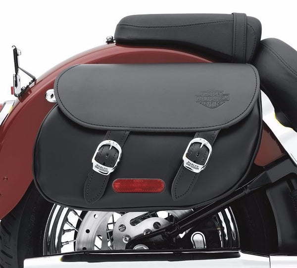 Leather Saddlebags for Softail® Models