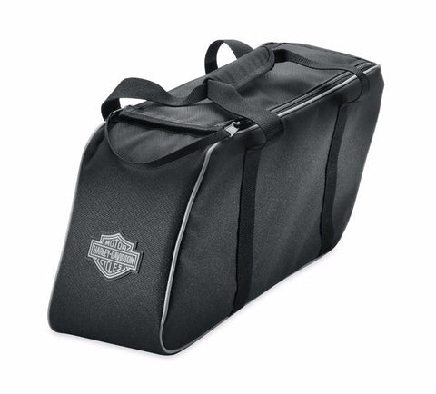 Tour-Pak® Luggage - Road King® Classic Leather Styling