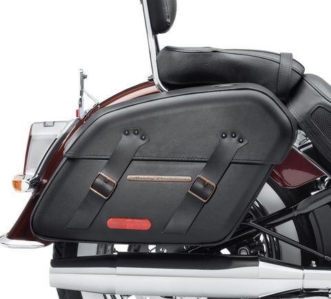 H-D Detachables Saddlebags