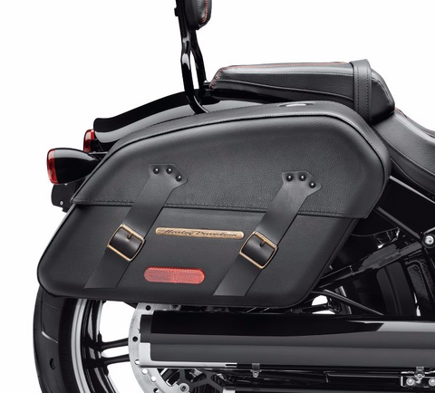 H-D Detachables Saddlebags (14 Day Lead Time)