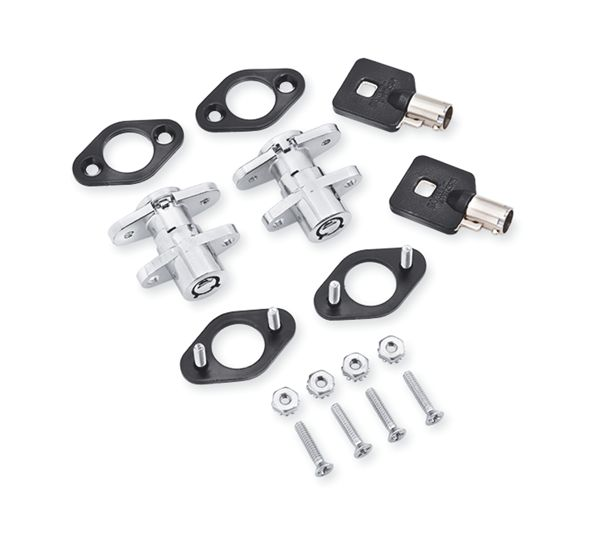 Universal Saddlebag Lock Kit