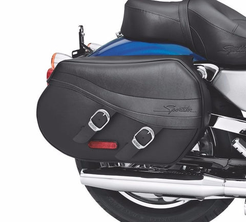 Synthetic Leather Saddlebags