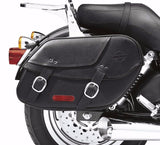 Leather Saddlebags for Dyna® Models