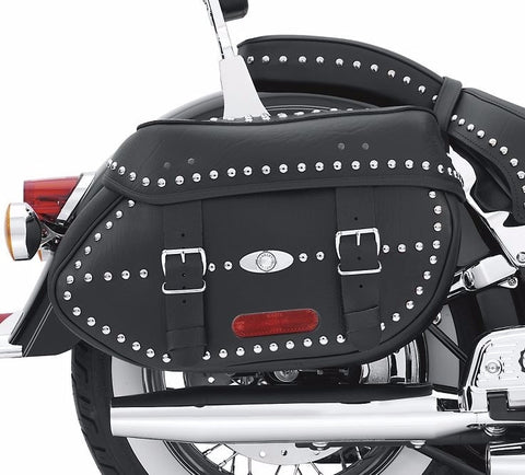 Heritage Style Saddlebag Kit