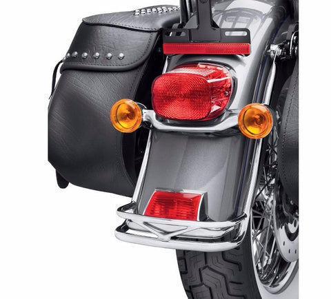 Heritage Chrome Rear Fender Rail