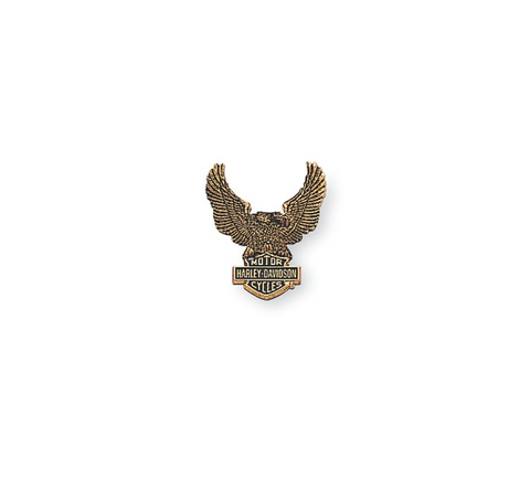 Eagle Bar & Shield Large Medallion