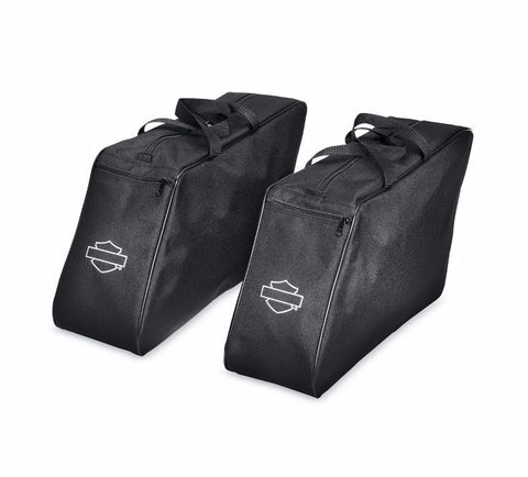 Gloss Black Saddelbag Supports