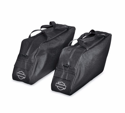 Road King® Leather Saddlebag Liners