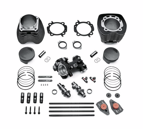 Screamin' Eagle Bolt-On 117 Cubic Inch Street Performance Kit