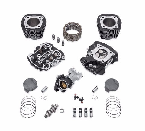 Screamin' Eagle Milwaukee-Eight Engine Stage IV Kit - 107 to 114CI(15 DAY VENDOR LEAD TIME)