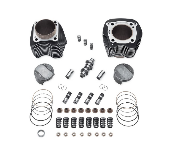 Screamin' Eagle Milwaukee-Eight Engine Stage III Kit - 114 to 117 CI