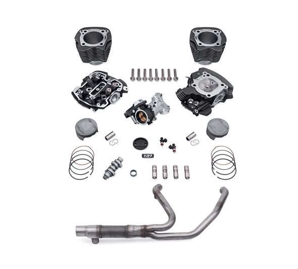 Screamin' Eagle Milwaukee-Eight Engine Stage IV Kit - 114CI or 117CI to 131CI