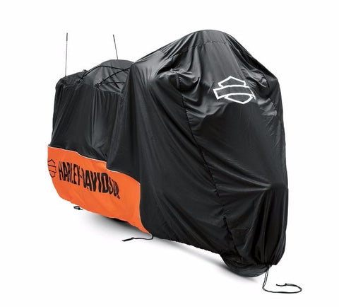 Premium Indoor Motorcycle Cover Touring