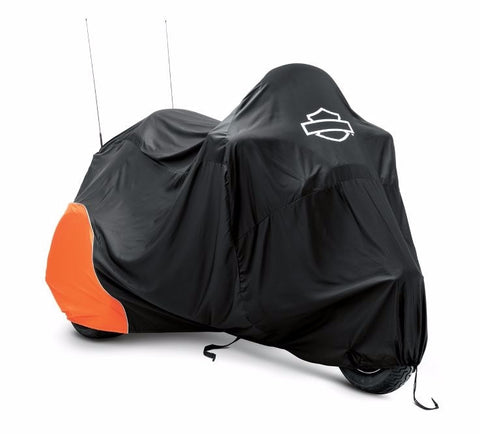 Premium Indoor Motorcycle Cover Trike