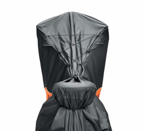 Indoor/Outdoor Motorcycle Cover Sport Orange/Black