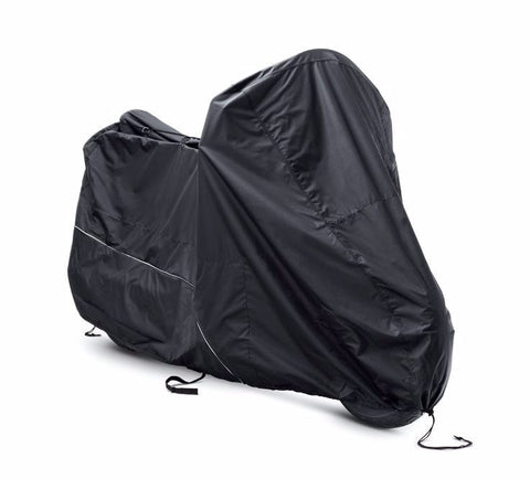 Indoor/Outdoor Motorcycle Cover Sport Black