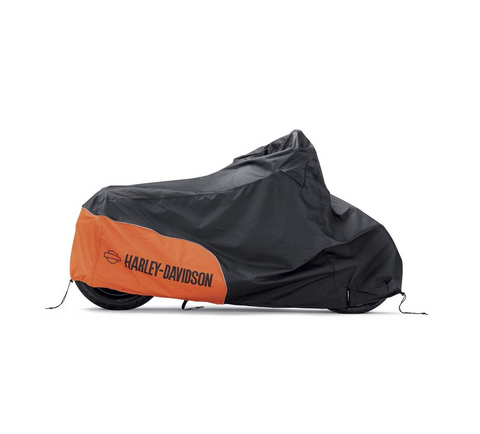 Indoor/Outdoor Motorcycle Cover - Small