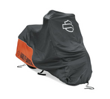 Premium Indoor Motorcycle Cover - Small