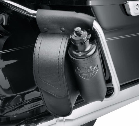 Synthetic Leather Saddlebags for Dyna® Models