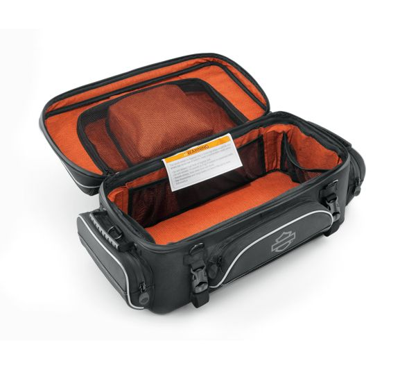 Onyx Premium Luggage Tour-Pak Rack Bag