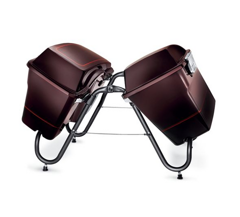 Saddlebag Storage Stand