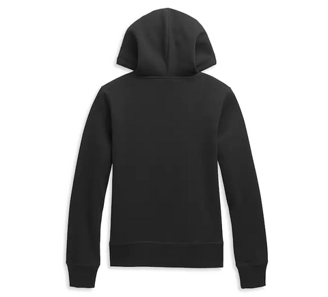 Women's #1 Circle Graphic Pullover Hoodie