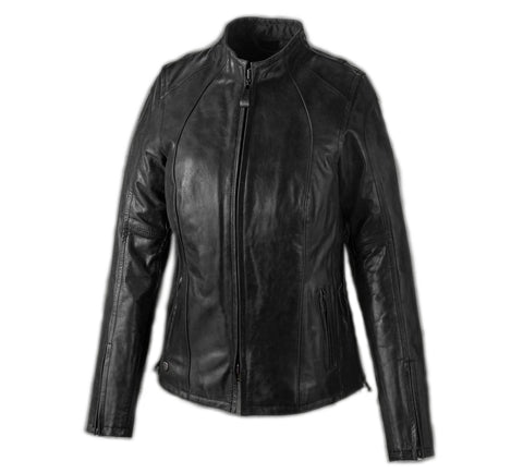 Women's Tenacity Leather Jacket