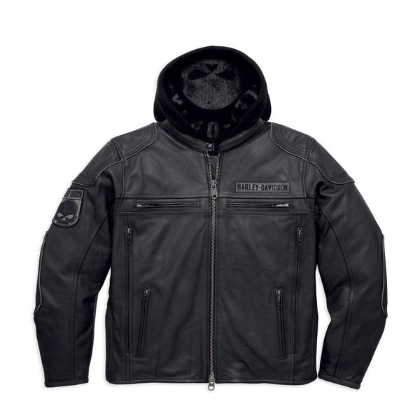 Men's Auroral 3-in-1 Leather Jacket